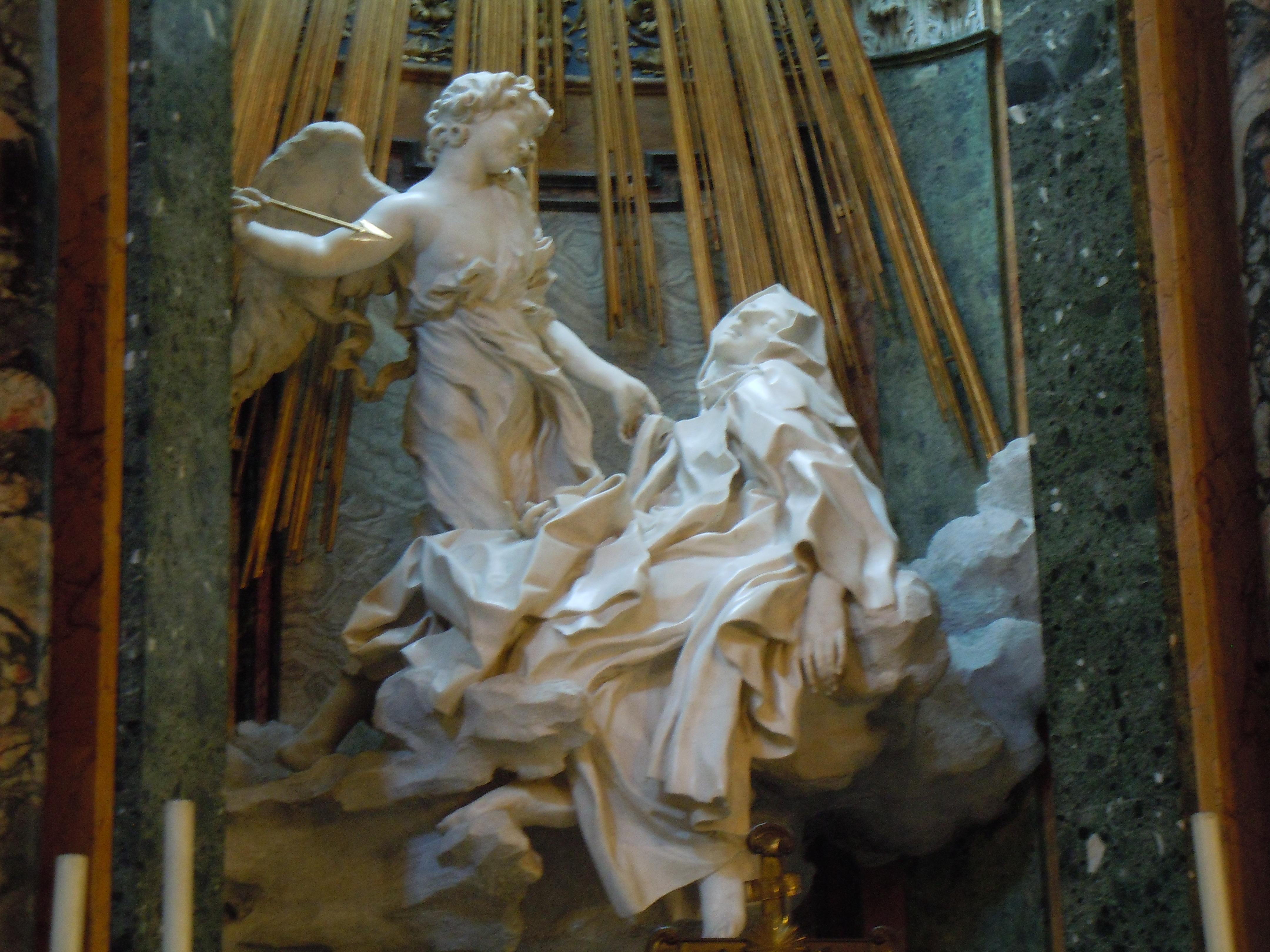 Estasi di S.Teresa d'Avila del Bernini