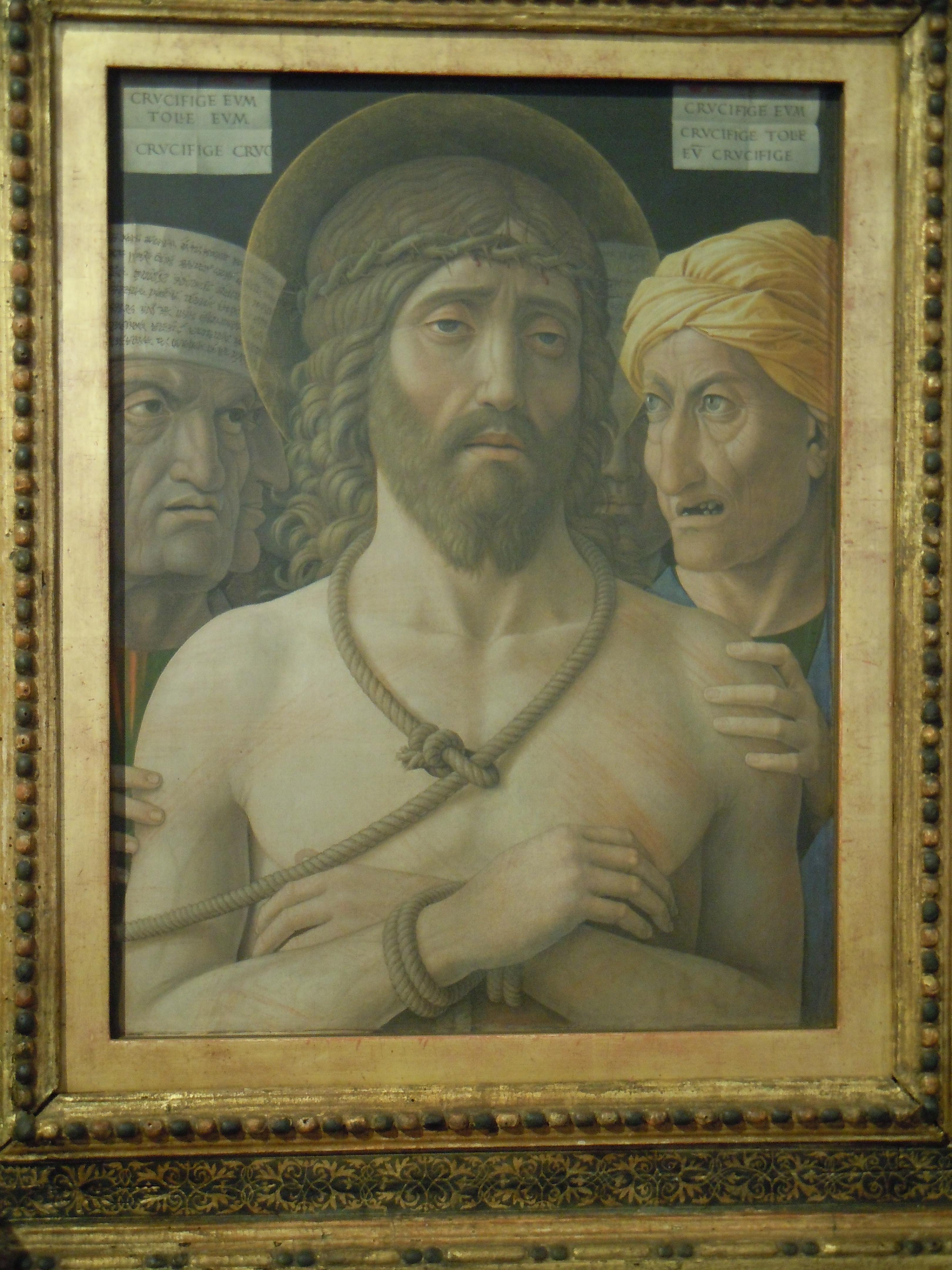 Galleria Barberini – Mantegna