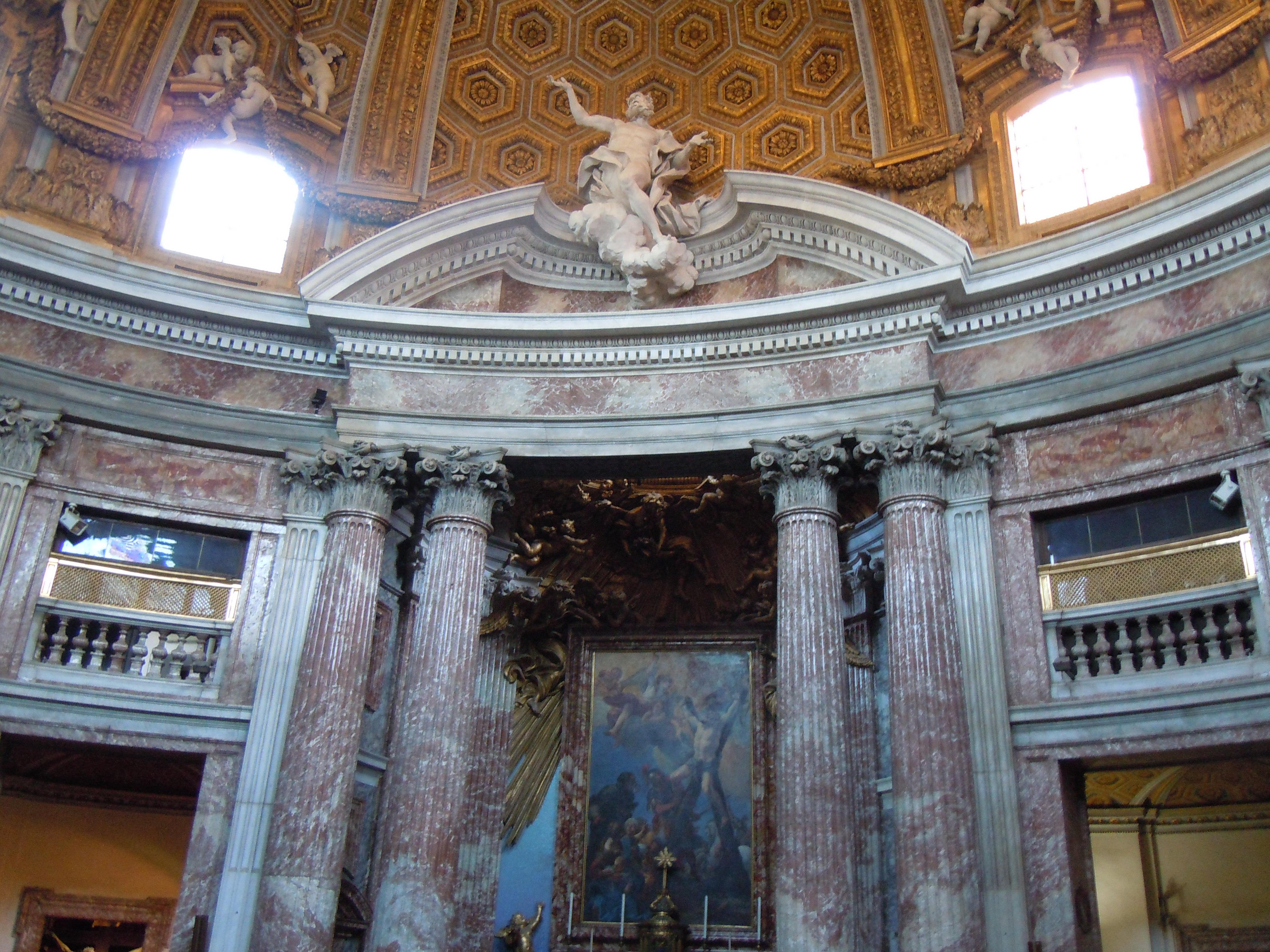 Sant'Andrea al Quirinale del Bernini