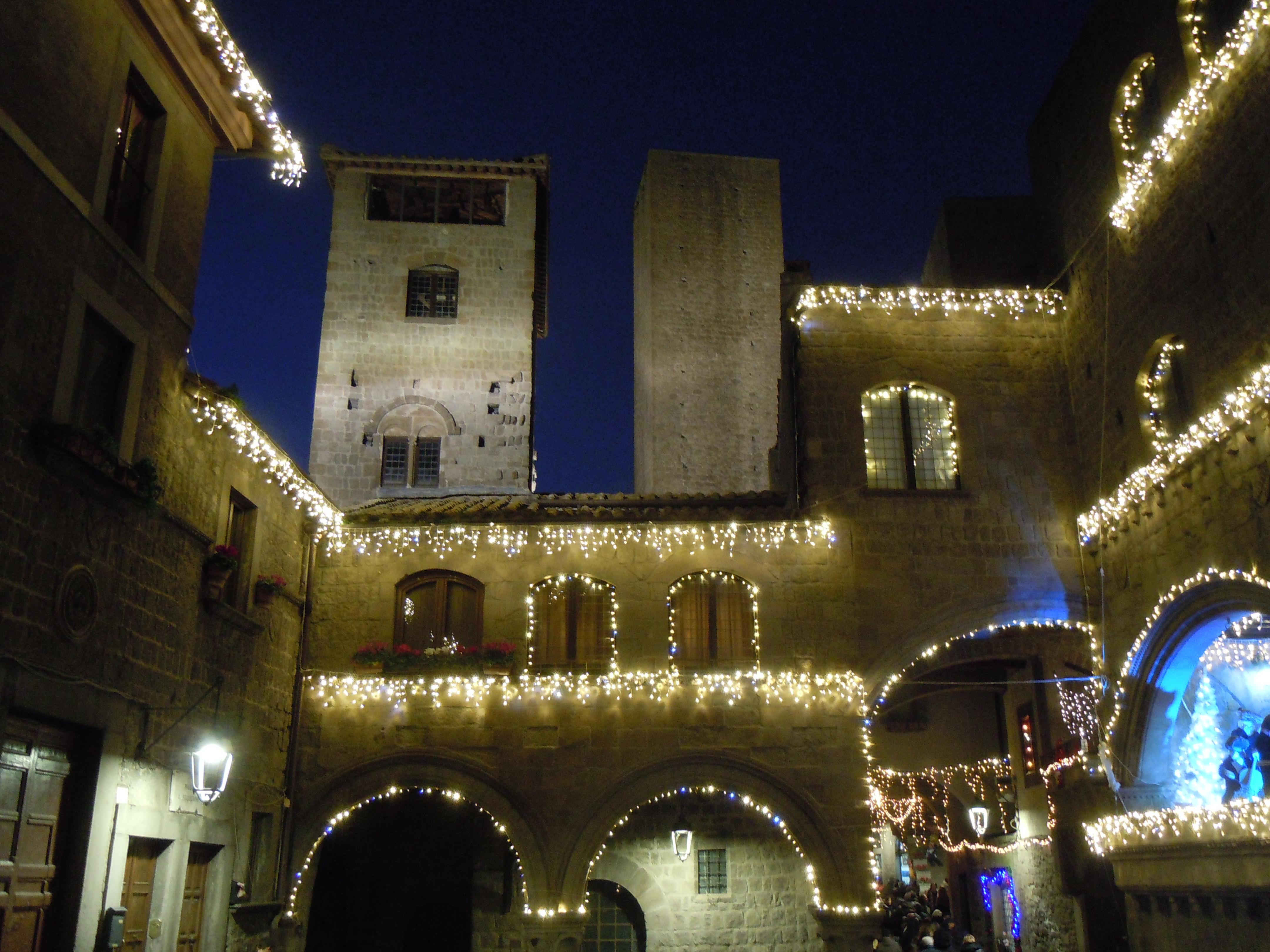 Viterbo – Centro storico medioevale