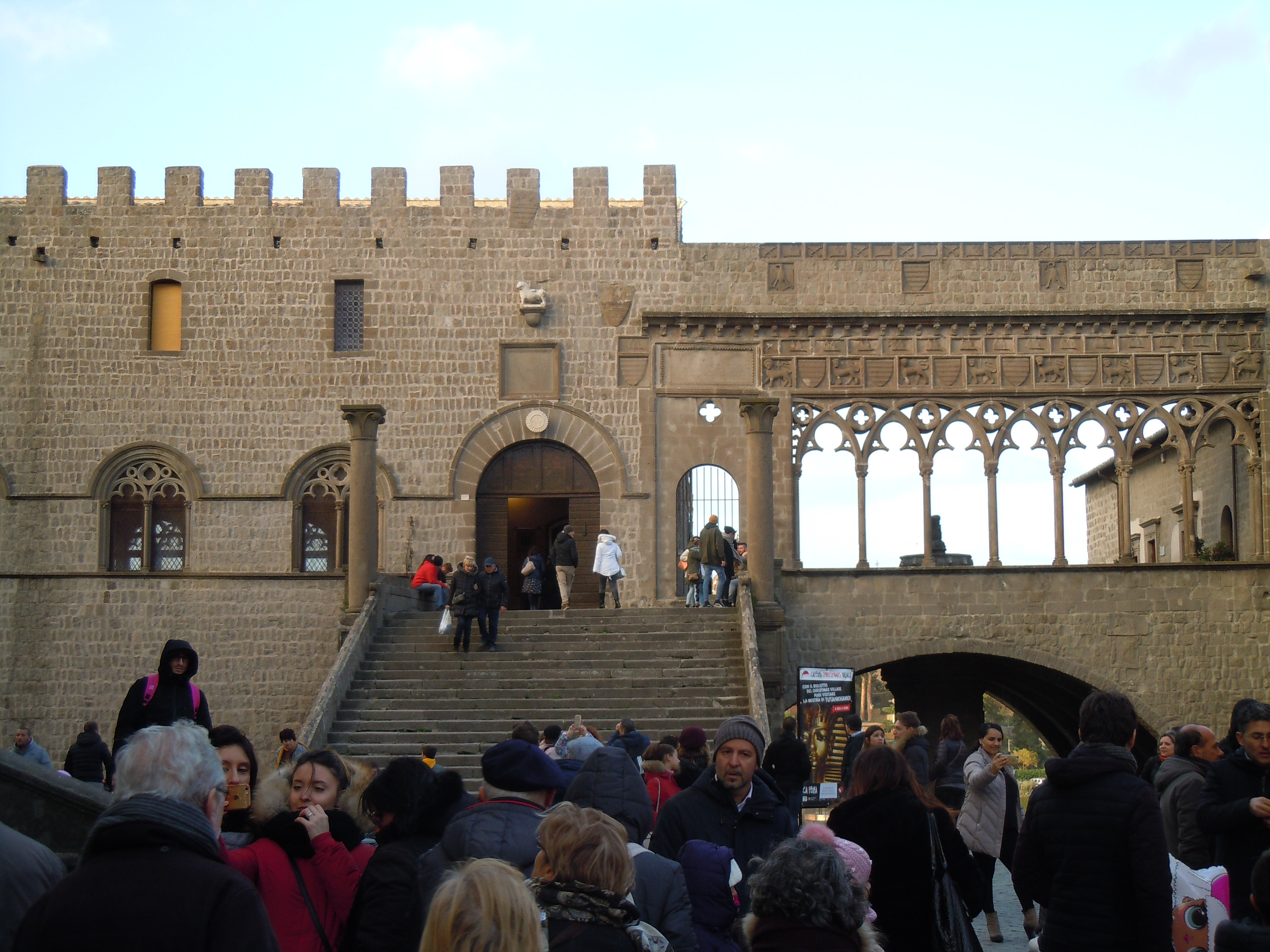 Viterbo Palazzo dei Papi